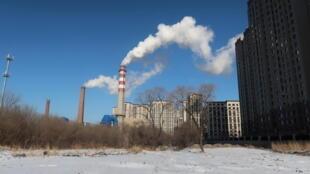 COAL CLIMATE CHANGE IEA