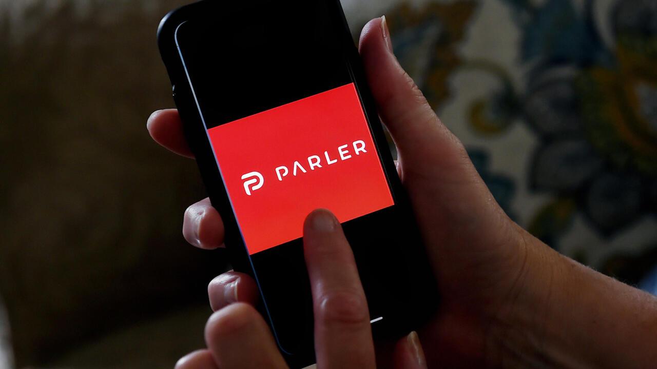 france24.com - With social media in tumult, startup Parler draws conservatives