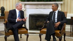 """Le Premier ministre israélien Benjamin Netanyahou a dénoncé à plusieurs reprises l'accord sur le nucléaire iranien comme un """"très mauvais accord""""."""