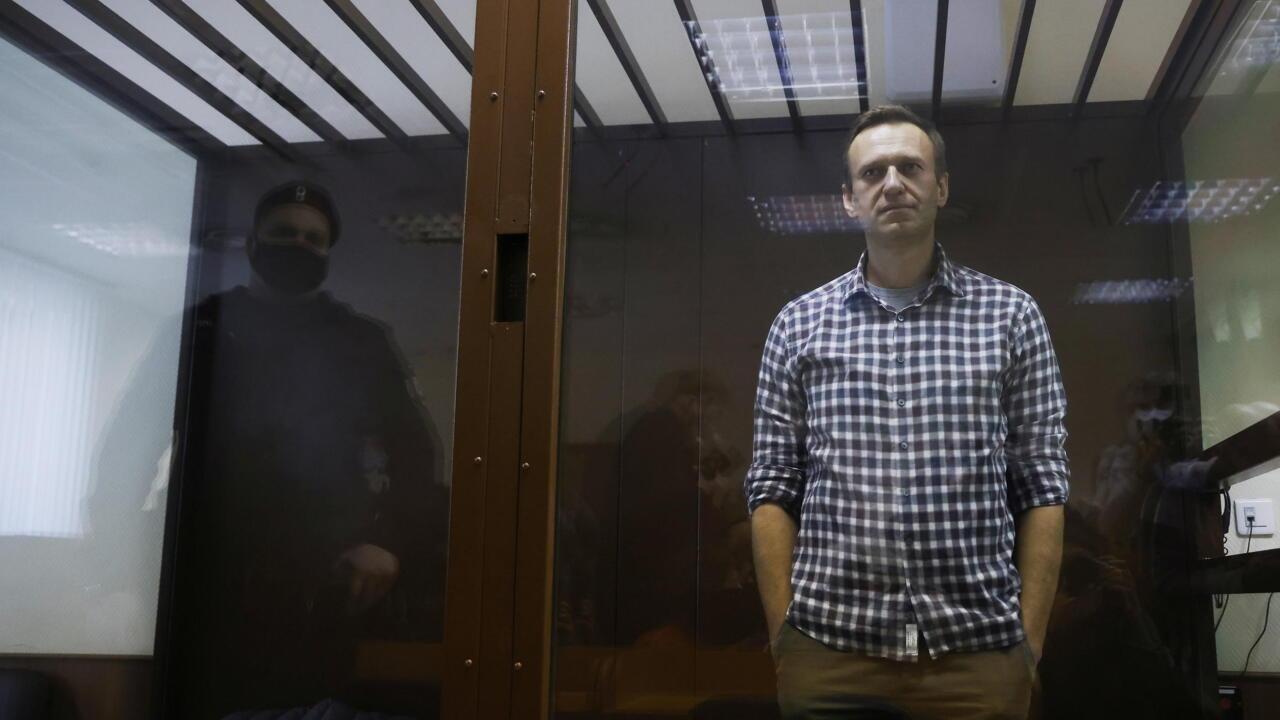 Amnesty Worldwide strips Kremlin critic Navalny of 'prisoner of conscience' standing