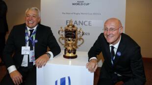 La France organisera la Coupe du monde de rugby en 2023.