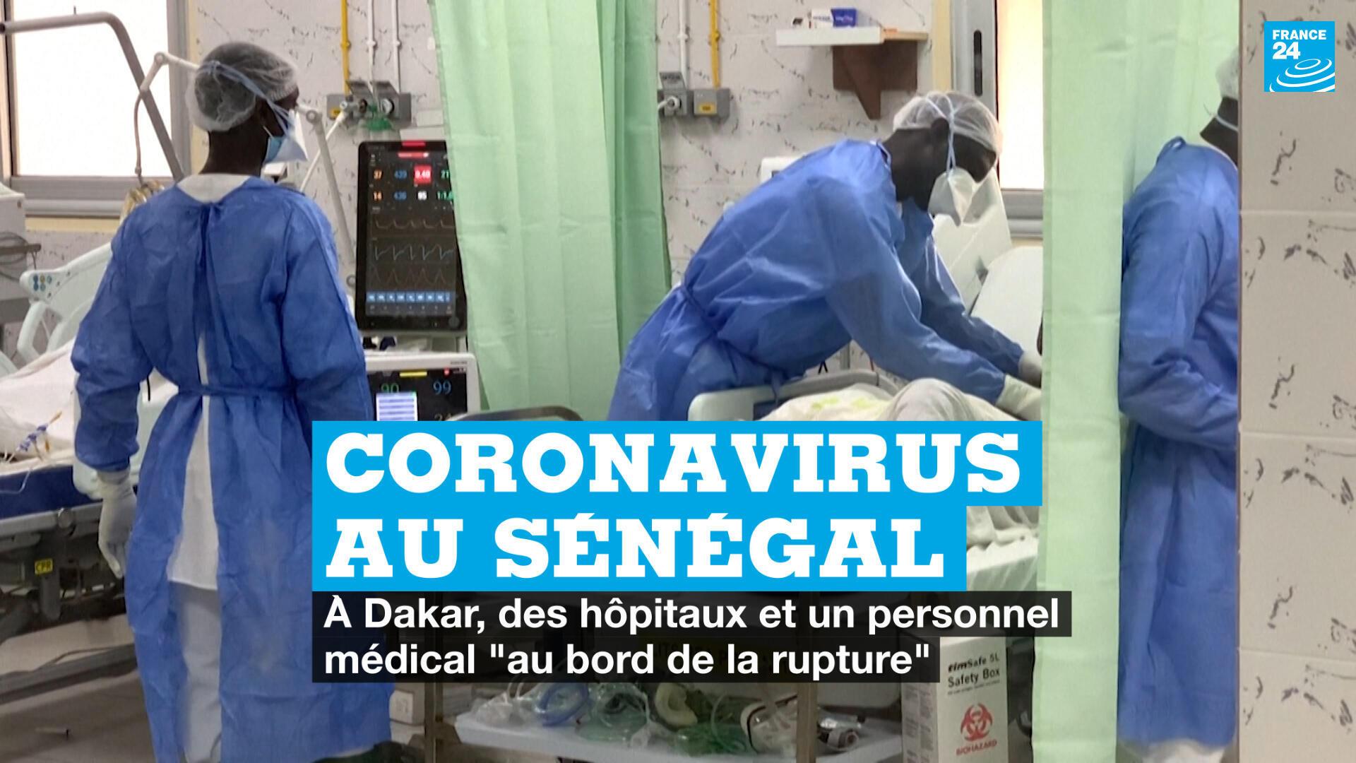 Coronavirus au Sénégal, Juillet 2021