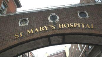 Le St Mary's Hospital de Londres, où le bébé royal a vu le jour