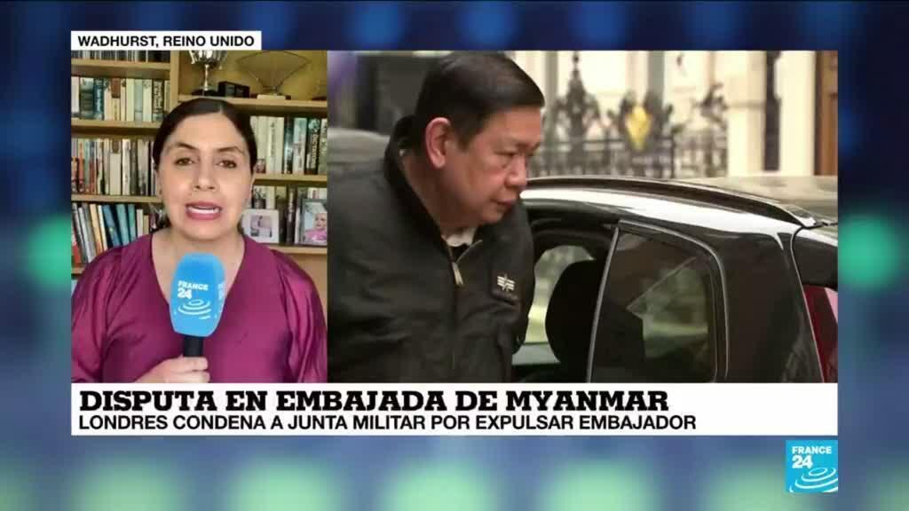 2021-04-08 14:38 Informe desde Londres: El golpe de Estado en Myanmar retumba en suelo británico