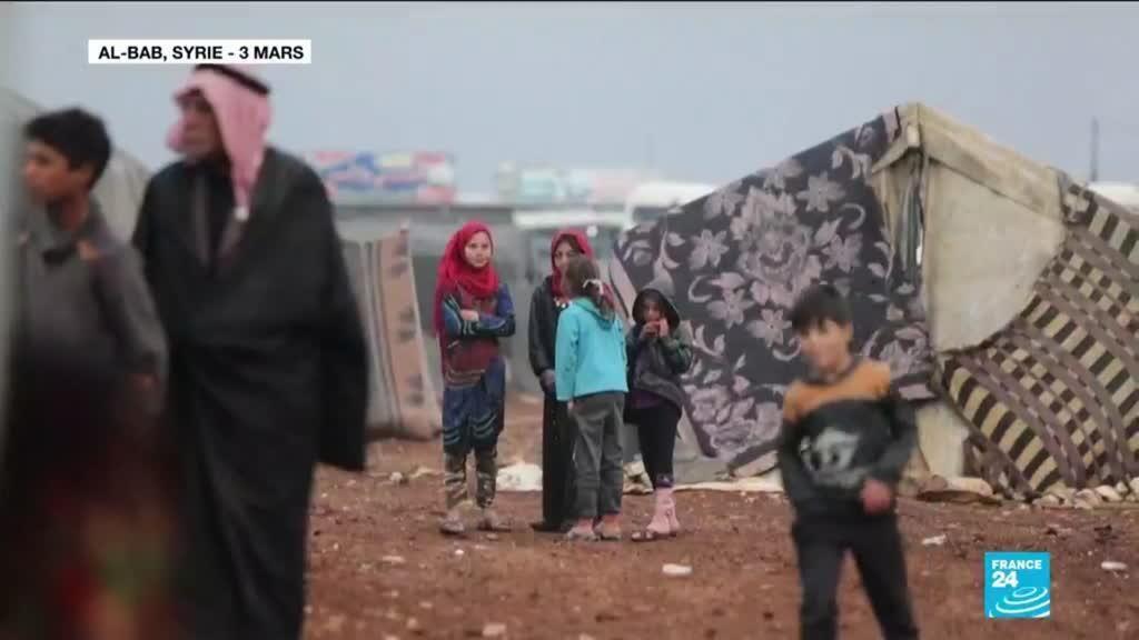 2021-03-10 13:19 Guerre en Syrie : une jeunesse scarifiée par la guerre