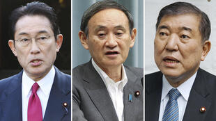 The race to succeed Prime Minister Shinzo Abe kicks off in Japan, with three candidates vying for the top job