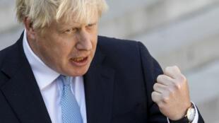 En annonçant une suspension des travaux du Parlement, Boris Johnson a irrité un grand nombre de députés britanniques.