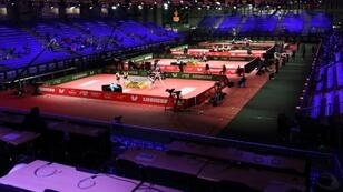 The excitement of the World Table Tennis Championships will come to the United States for the first time in Houston in 2021