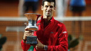 Novak Djokovic won a fifth Italian Open title and first since 2015.