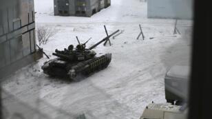 À Avdiivka, le cessez-le-feu a volé en éclats.