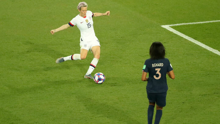Women's Football World Cup: England's Lucy Bronze, the