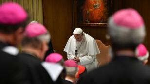 Une conférence sur la pédophilie dans l'Église s'est ouverte jeudi 21 février au Vatican.