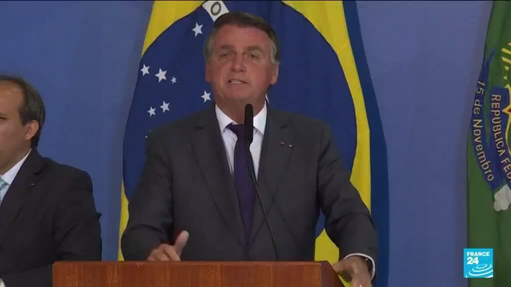 2021-09-07 10:05 Pro-, anti-Bolsonaro rallies on Brazil national day pose high risk