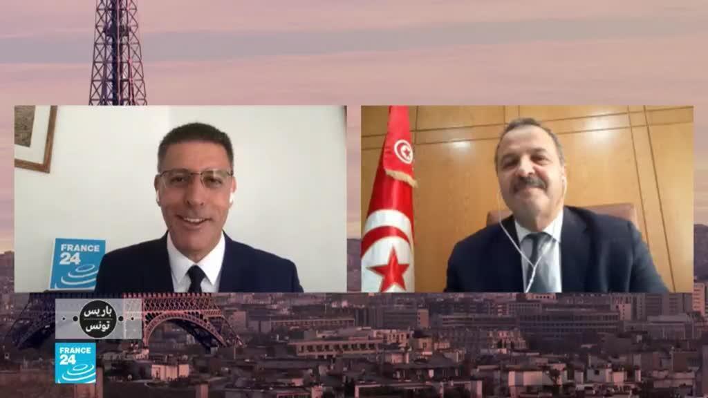 2020-07-03 باريس تونس