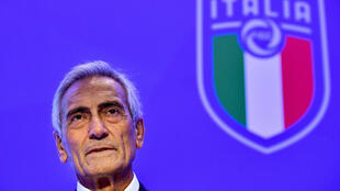 Italian Football Federation (FIGC) president Gabriele Gravina hopes for a return to Serie A on May 2