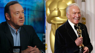 Kevin Spacey/Christopher Plummer.