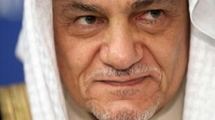 الأمير تركي الفيصل المدير السابق للمخابرات السعودية