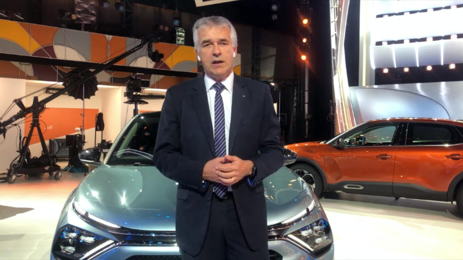Vincent Cobée, Chief Executive, Citroën (PSA Group)