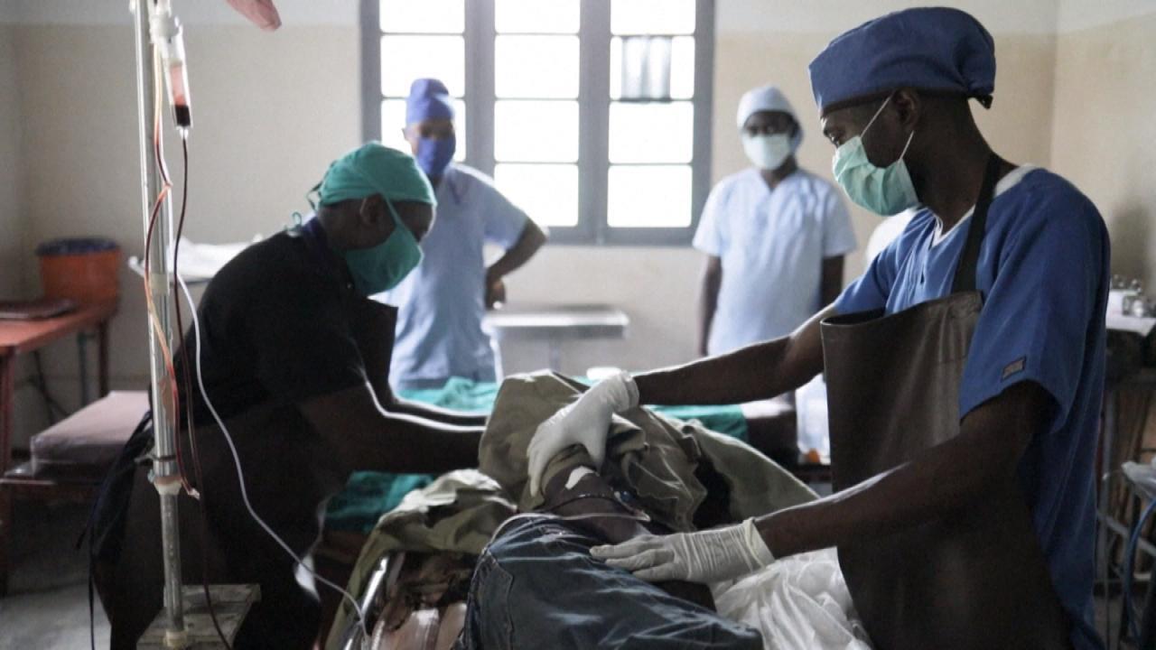 Attaque à Beni en RDC