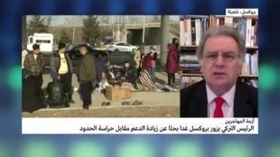 2020-03-08 13:04 الخبير بالعلاقات العربية الأوروبية محمد رجائي بركات