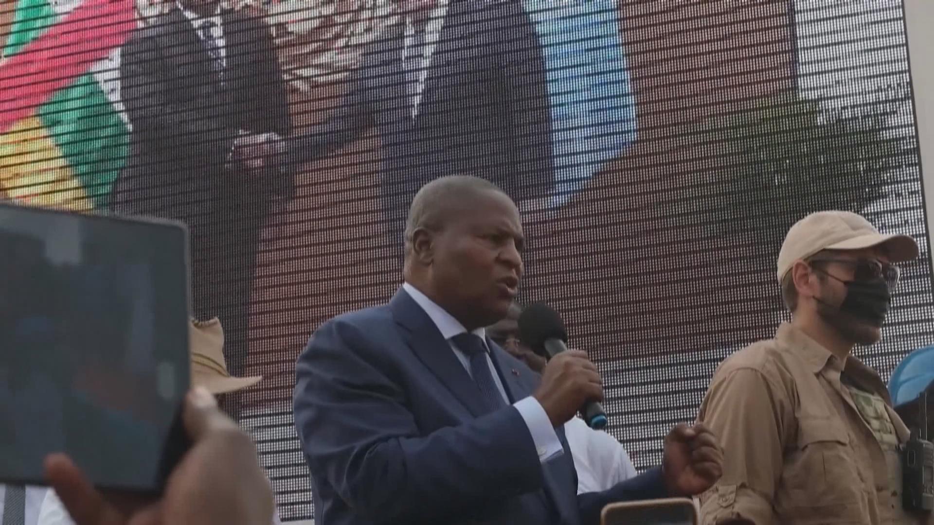Centrafrique : la Cour constitutionnelle valide la réélection de Faustin Archange Touadéra