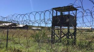 Le camp de détention X-Ray, au sein de la prison de Guantanamo, a été fermé en 2002.