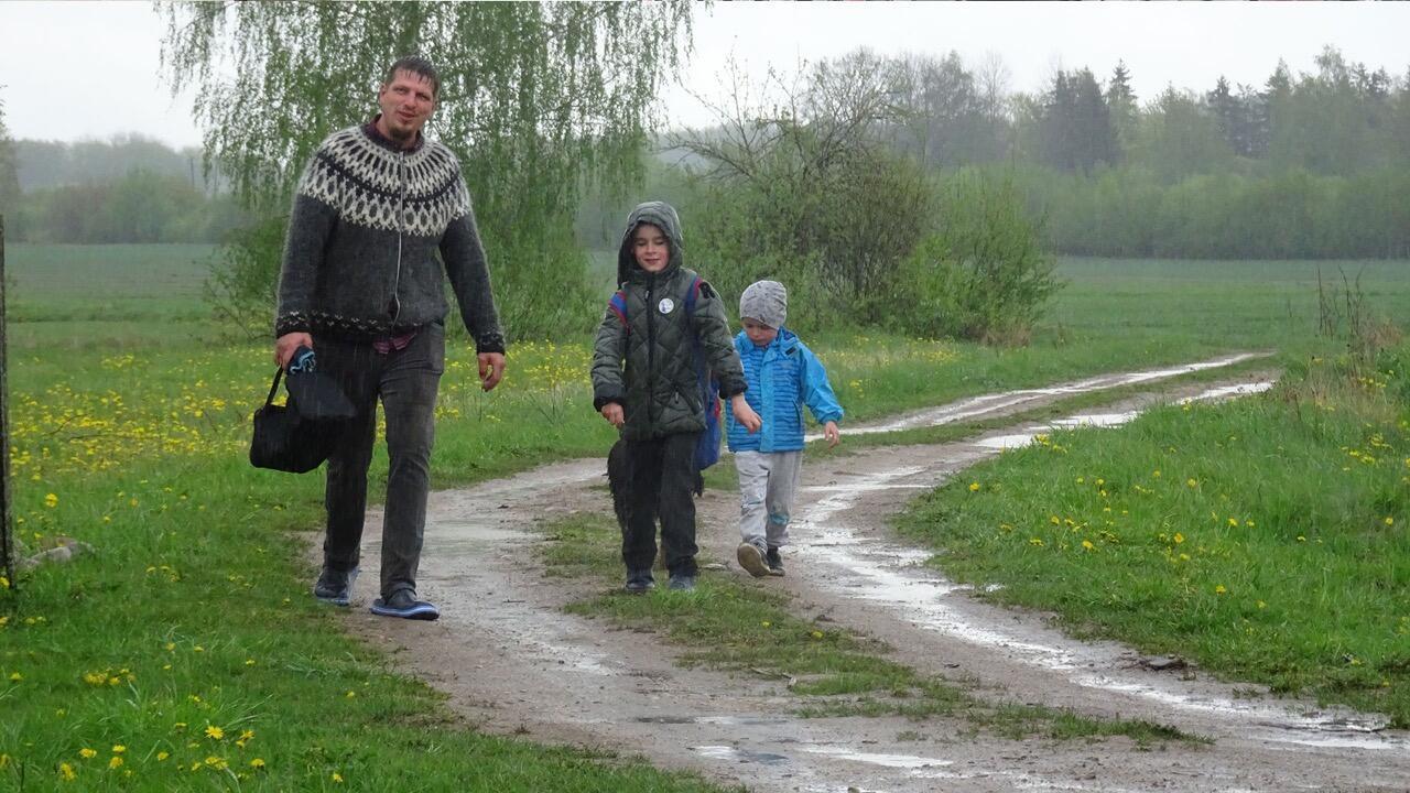 Arte Letonia despoblación