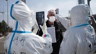 Chinese officials have dismissed speculation the virus first emerged in a lab in Wuhan