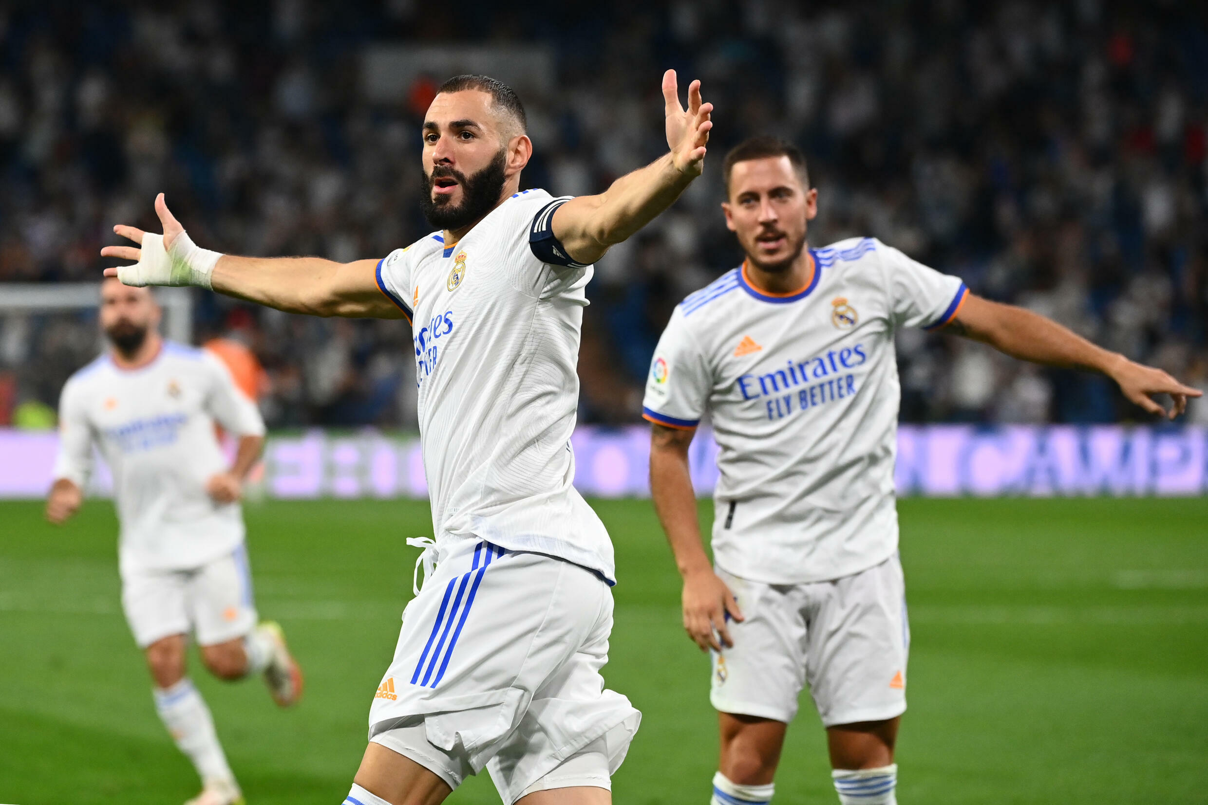 Benzema confident of Madrid's European hopes ahead of Inter trip - France 24