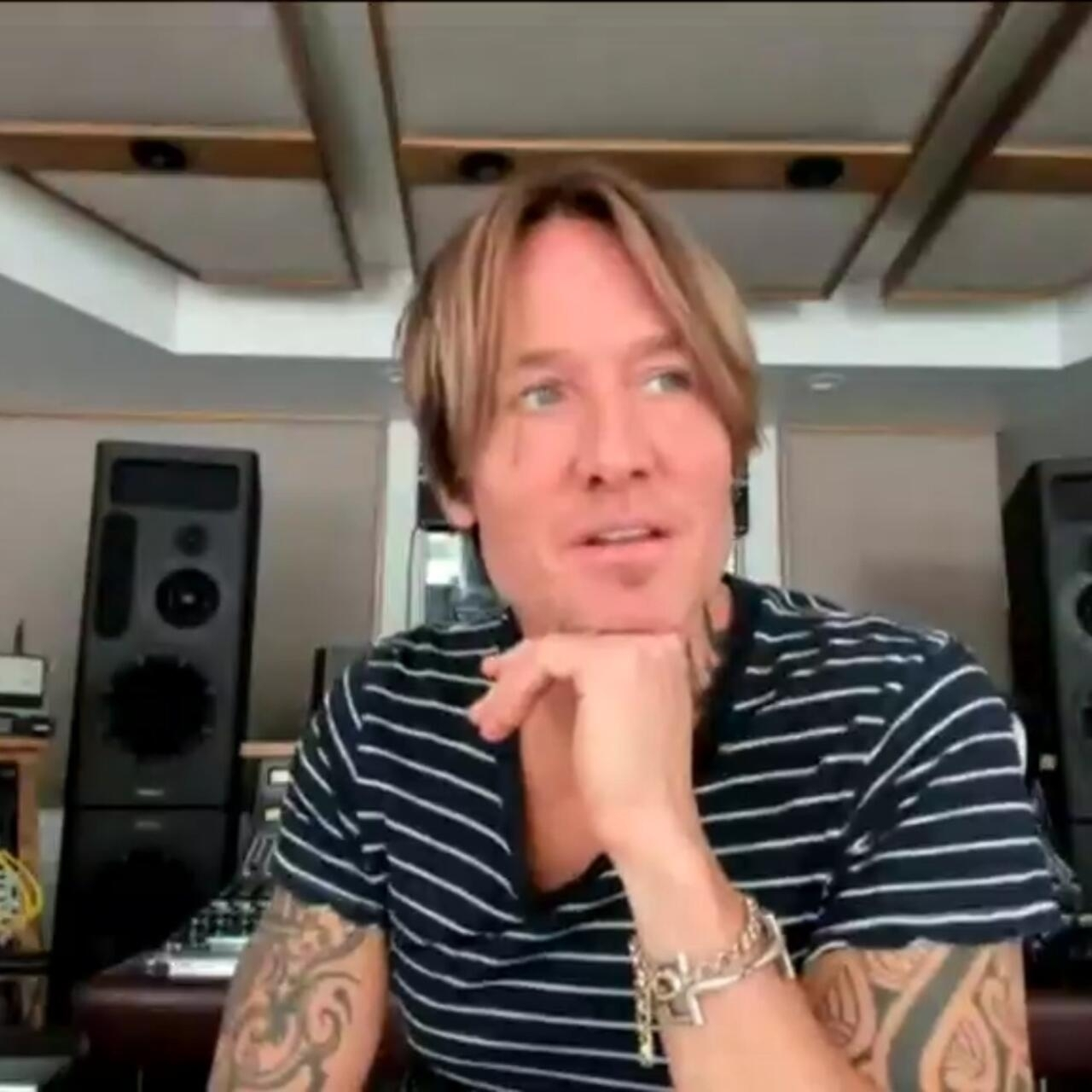 Keith Urban On Travelling At The Speed Of Now Encore