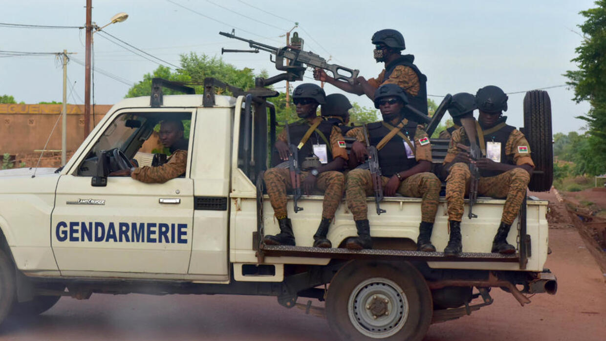 More than a dozen killed in northern Burkina Faso mosque attack