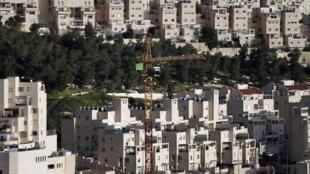 حي هار حوما الإستيطاني في القدس الشرقية