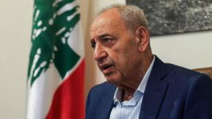 Nabih Berri est étroitement lié au Hezbollah depuis la fin de la guerre civile, en 1990.