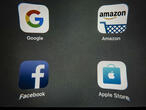 Google, Amazon, Facebook slam French digital tax as 'discriminatory'
