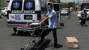 Coronavirus infections in Mexico are expected to peak in the coming days