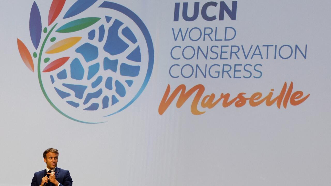 Macron_IUCN