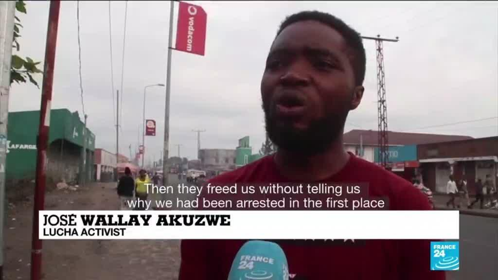 2021-02-09 09:10 DR Congo crackdown: UN warns against growing clampdown on govt critics