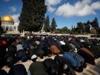 صلاة الجمعة الأولى في القدس بعد إعلان خطة ترامب للسلام تمر بهدوء