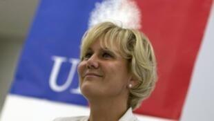 الوزيرة الفرنسية السابقة نادين مورانو