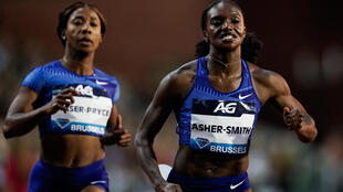 World 200 metres champion Dina Asher-Smith could line up at the Brussels Diamond League meeting on September 4
