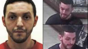 Mohamed Abrini est l'un des suspects-clés des attentats du 13 novembre, AFP.