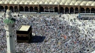 """المسجد الحرام في """"مكة"""""""