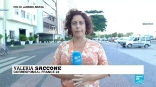 La vuelta al mundo de France 24 Brasil