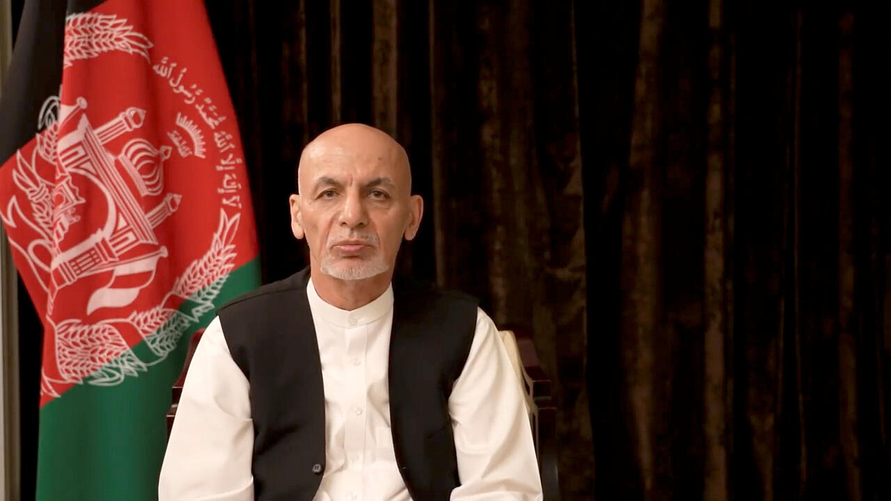 Taliban meet with former Afghan president Karzai, and Ghani approves