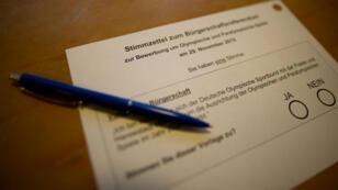 Les habitants de Hambourg n'ont pas souhaité que leur ville soit candidate à l'accueil des JO-2024.