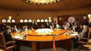 محادثات السلام اليمنية في الكويت في 21 نيسان/أبريل 2016