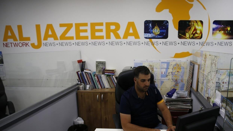 Israël compte limiter la transmission d'Al-Jazira sur son sol
