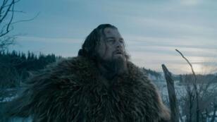 """Leonardo DiCaprio incarne, dans """"The Revenant"""", un chasseur dans les hostiles grandes plaines américaines."""