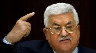 Palestinian president Mahmud Abbas has demanded Israel rescind its freeze on tax transfers to the Palestinian Authority