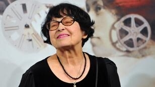 المخرجة الأوكرانية كيرا موراتوفا في روما، 16تشرين الثاني/ نوفمبر 2012